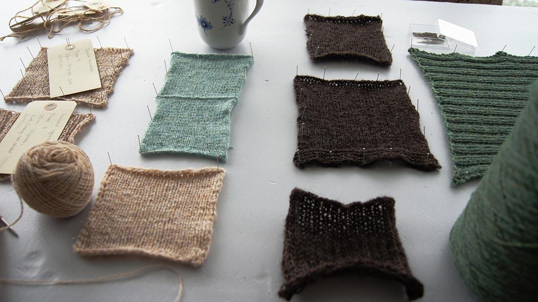 сборка и украшение вязаного изделия коллекция идей на Verenaru