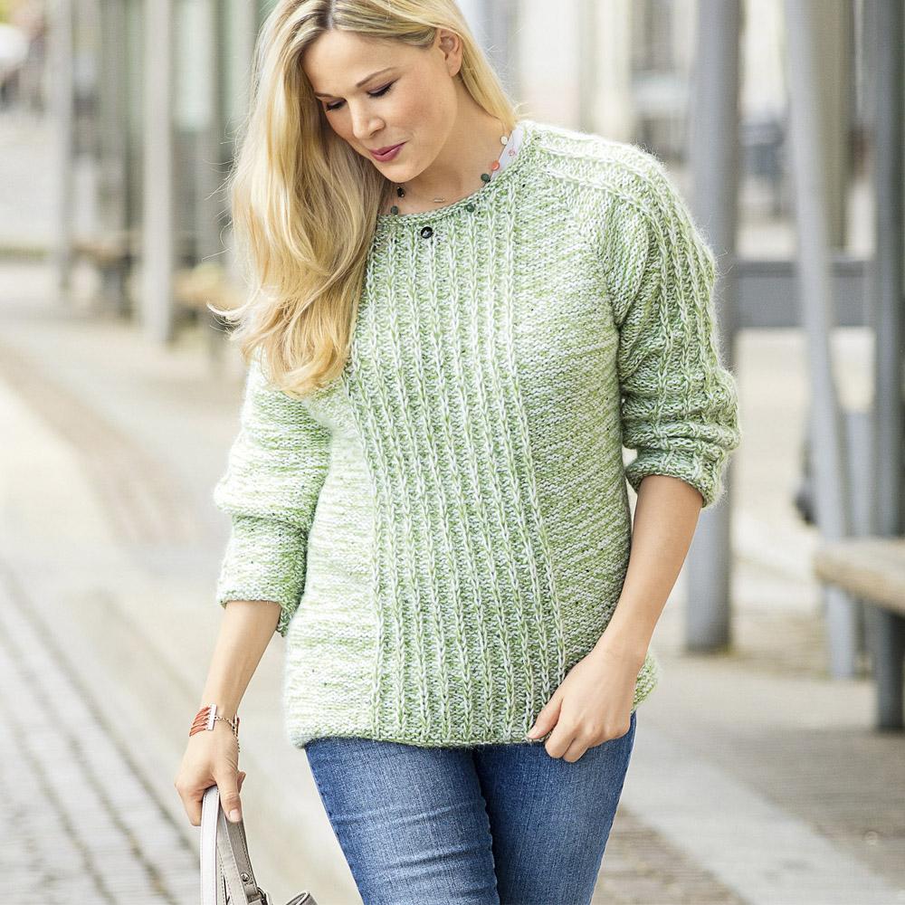 свитер журнал сабрина