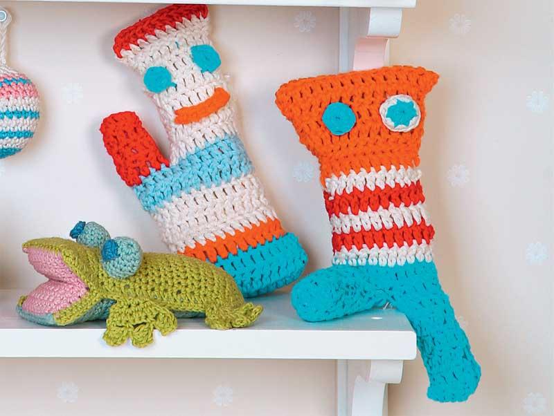 пальчиковые игрушки схема вязания крючком вяжем игрушки на Verenaru