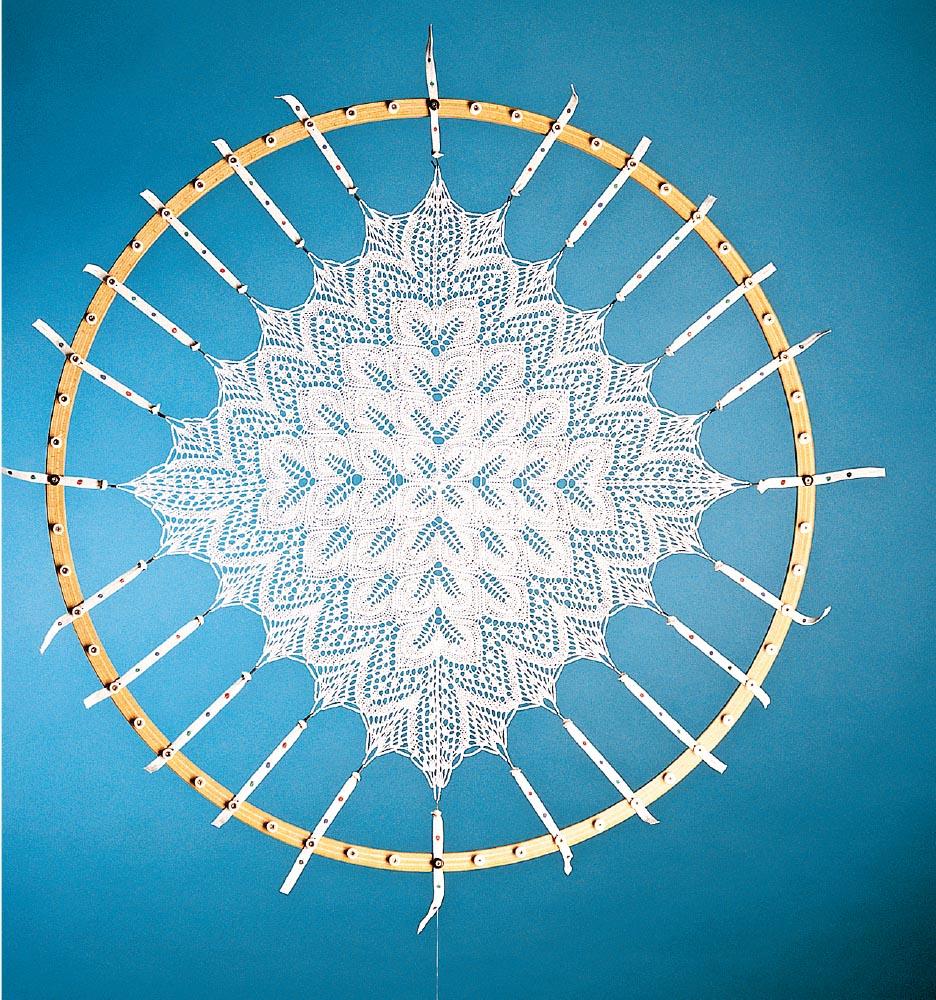 художественное вязание на спицах схема вязания спицами вяжем