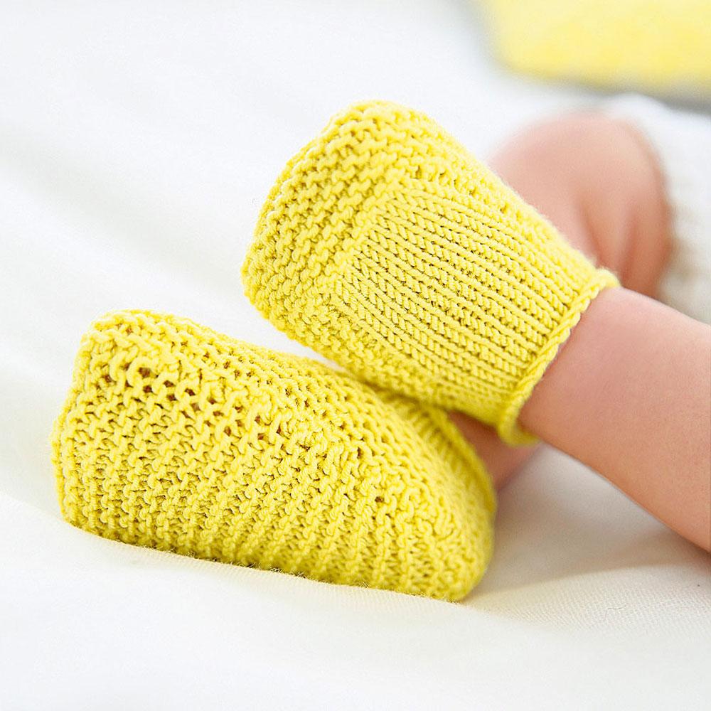 Желтые пинетки