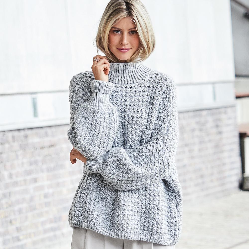 свитер оверсайз самое интересное в блогах