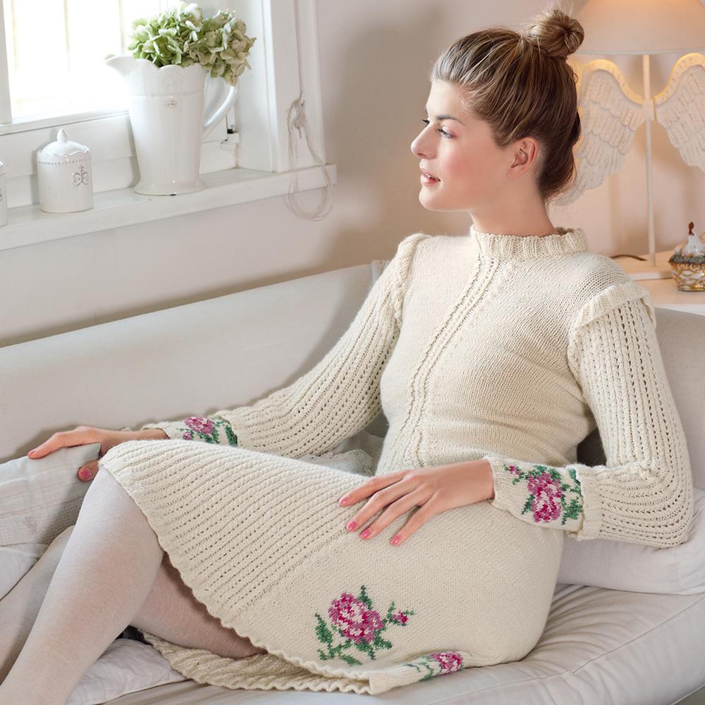 Схемы вязания платья сша