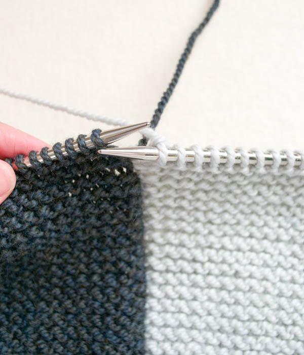 вязание в технике интарсии для новичков схема вязания спицами