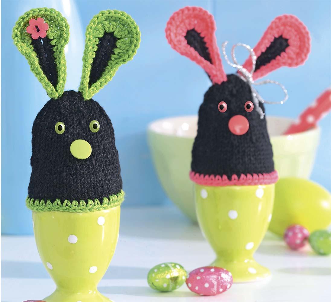 Грелки для яиц «Зайчики»
