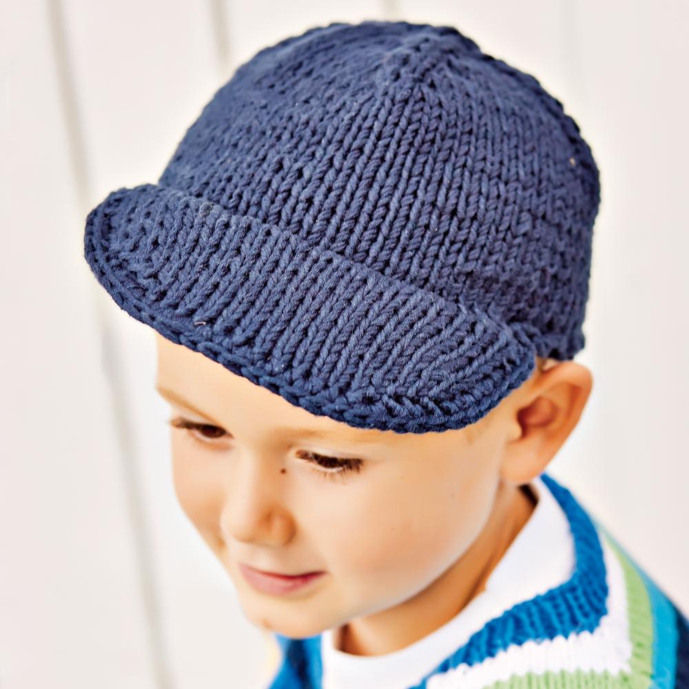 кепка для мальчика схема вязания спицами вяжем кепки на Verenaru