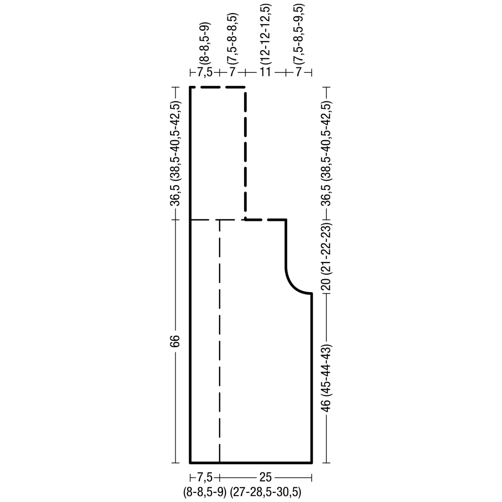 Жилет-трансформер с капюшоном