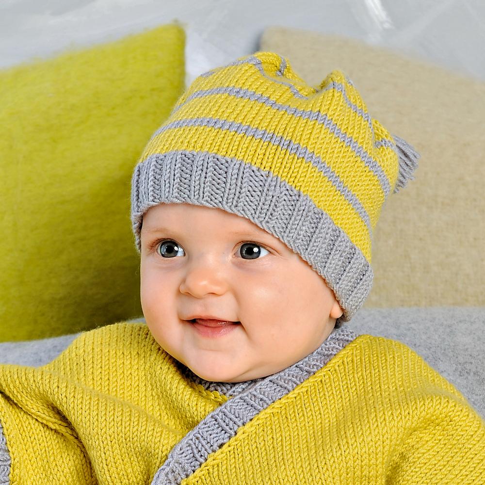 Детская шапочка спицами схема фото 801