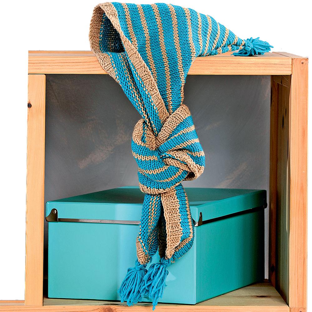 вязание шарф-капюшоны схемы