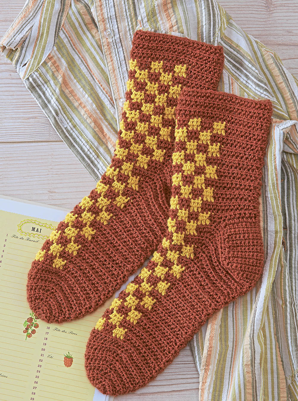 Боснийские носки вязание
