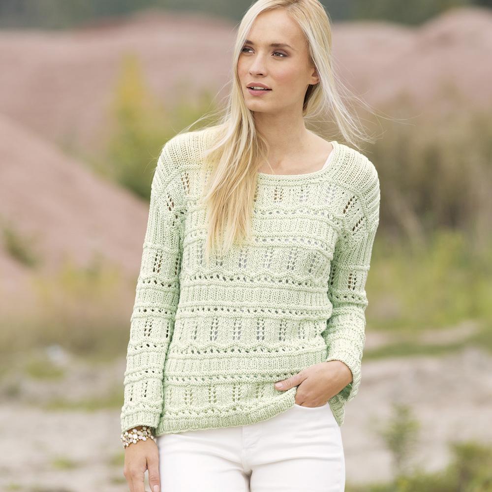 Ажурные свитера