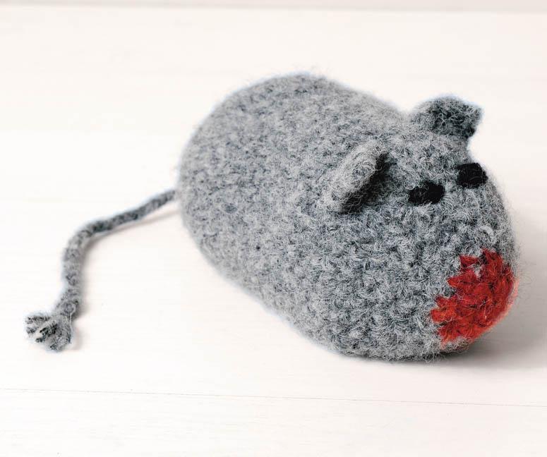 вязаная мышка схема вязания крючком вяжем игрушки на Verenaru