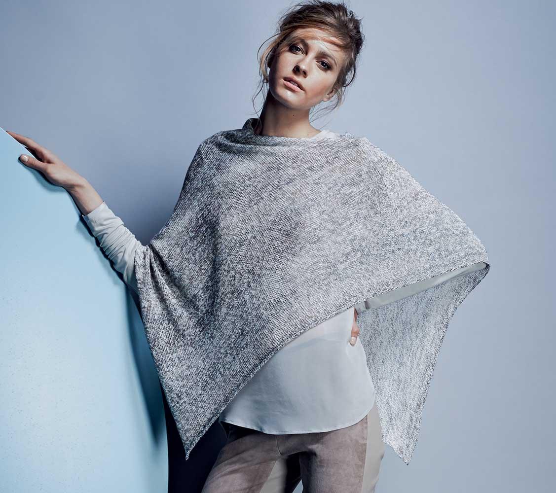 вязание спицами ажурные шарфы схемы