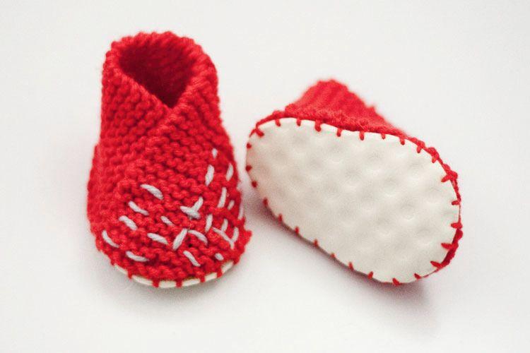 两个小时就搞定的宝宝鞋 - maomao - 我随心动