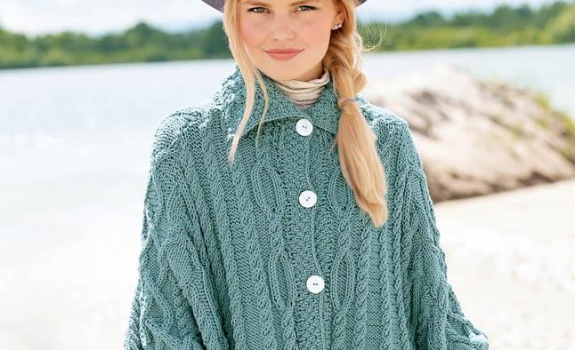 Схема вязания свитер аран фото 486