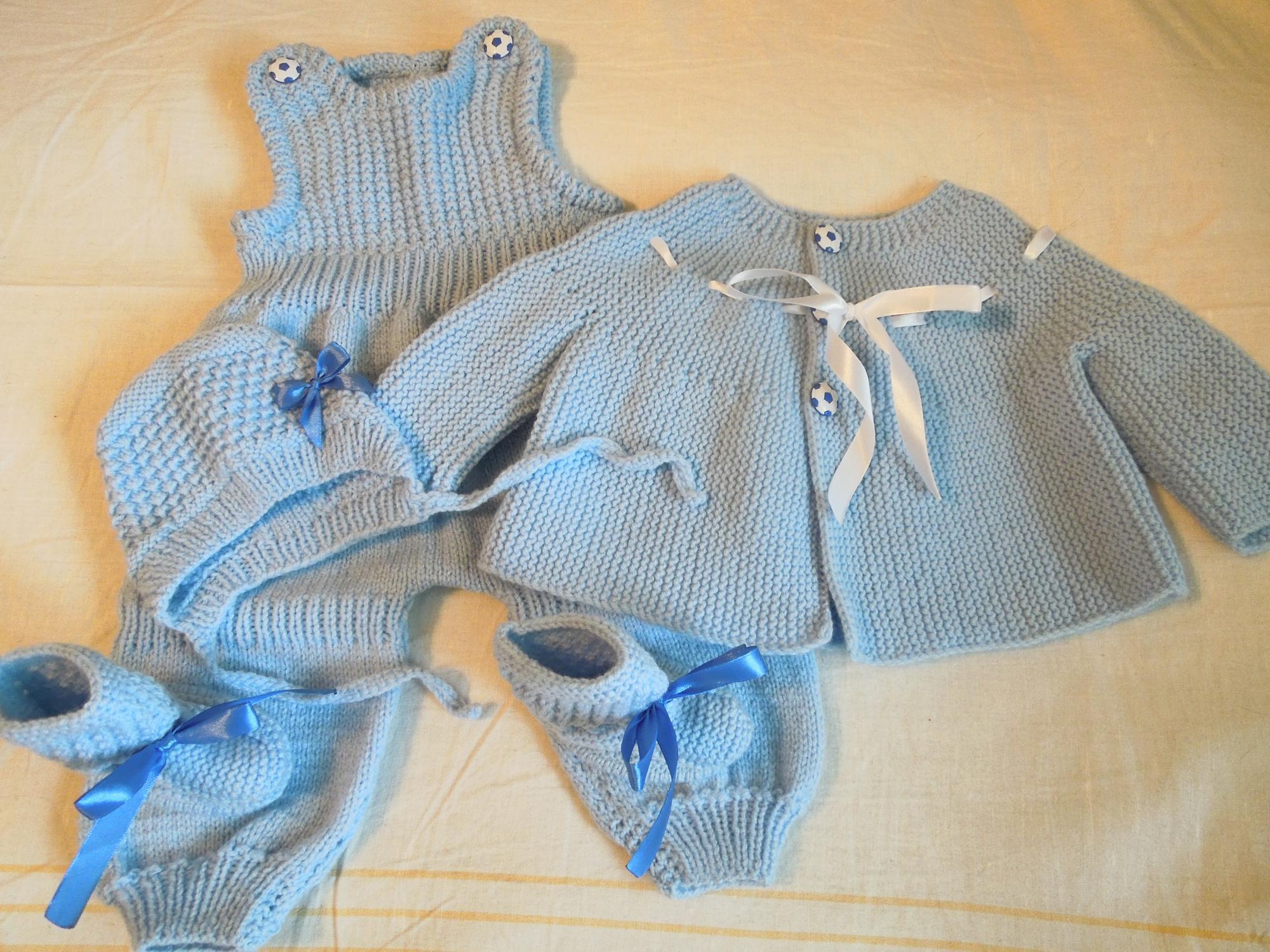 Верена вязание для новорожденных 326