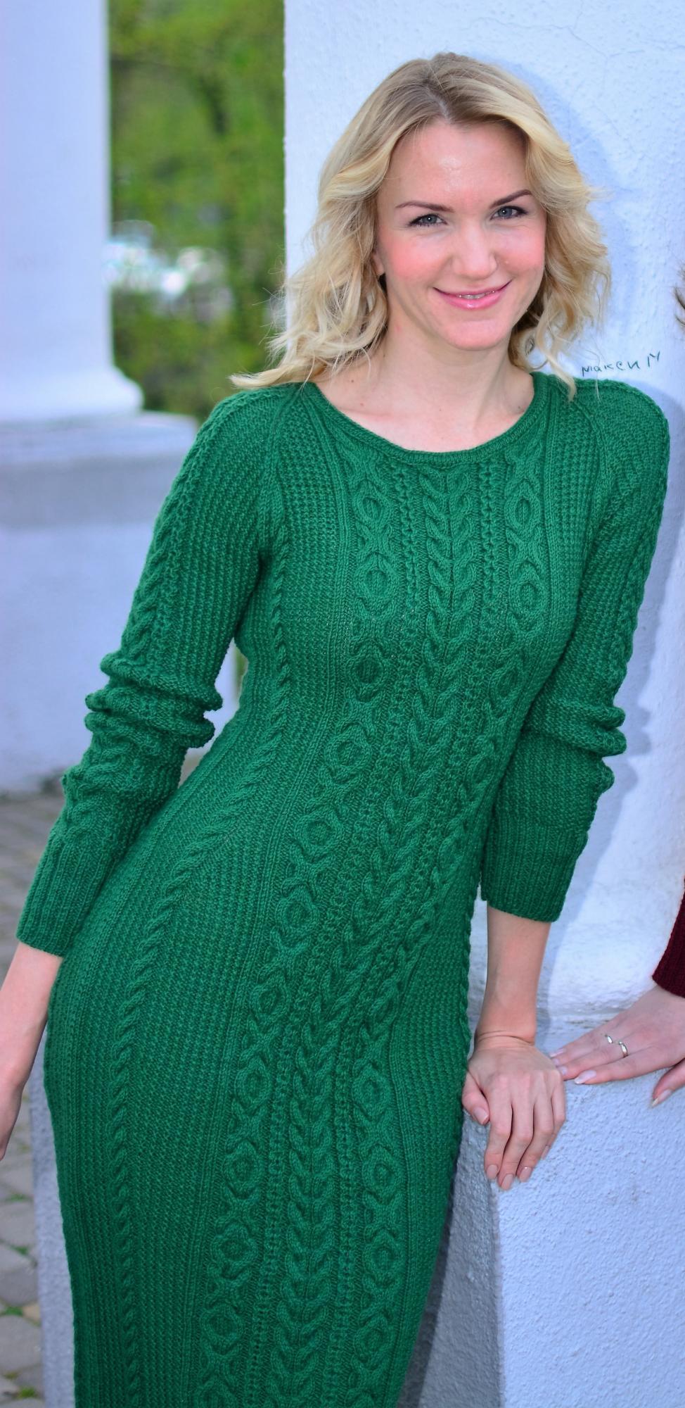 Схема платья марсала