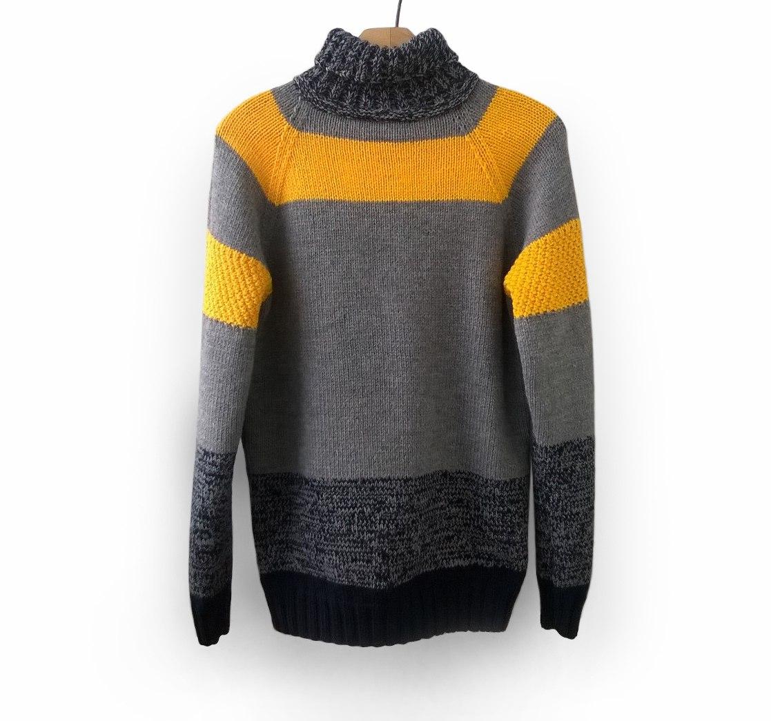 Мужской Пуловер Реглан Доставка