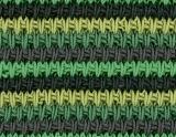 Разноцветный структурный узор