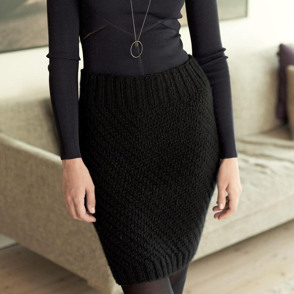Схема вязания юбки на спицах фото 98