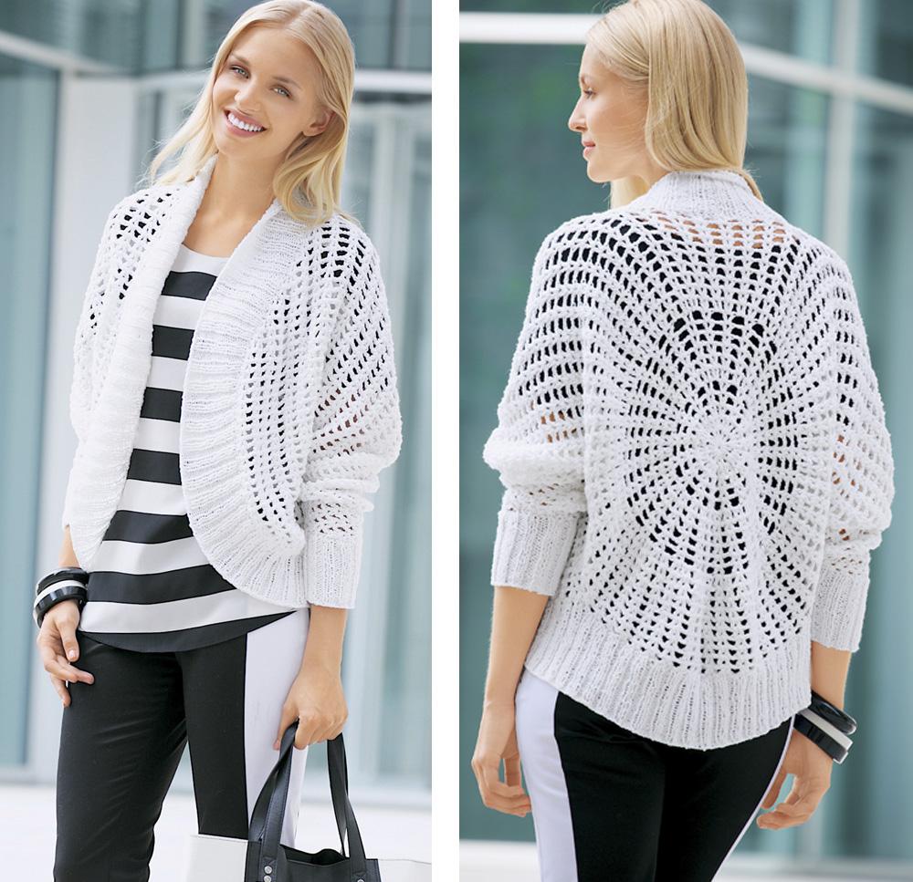 Вязание спицами для женщин модные модели с 72