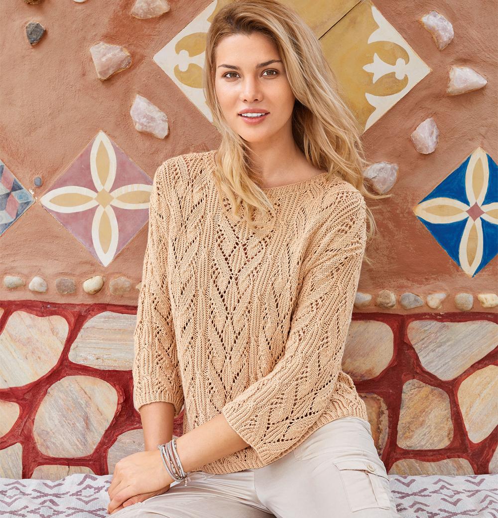 Вязание спицами женские свитера 2018