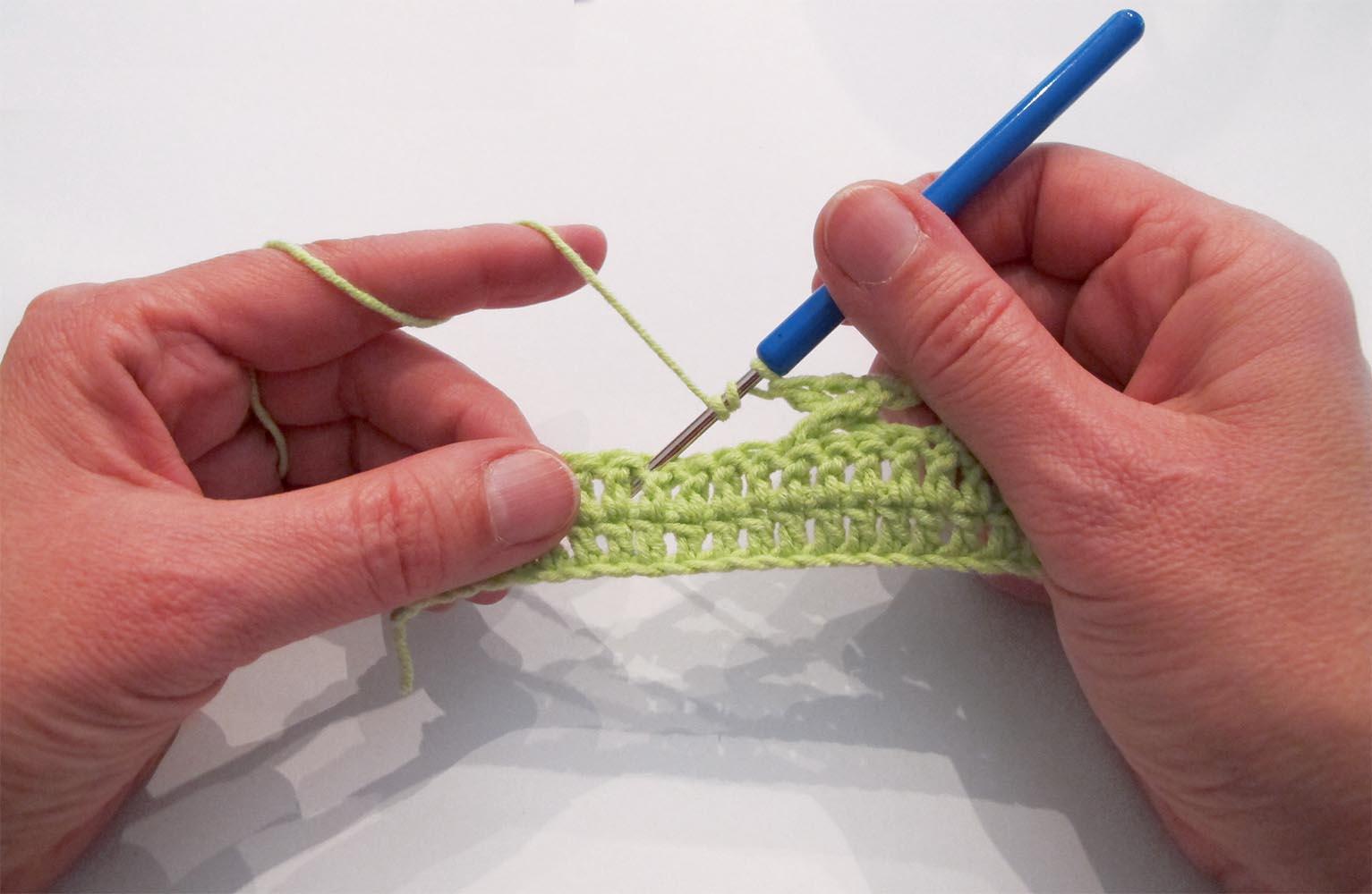 Основные виды петель вязание крючком для начинающих 87