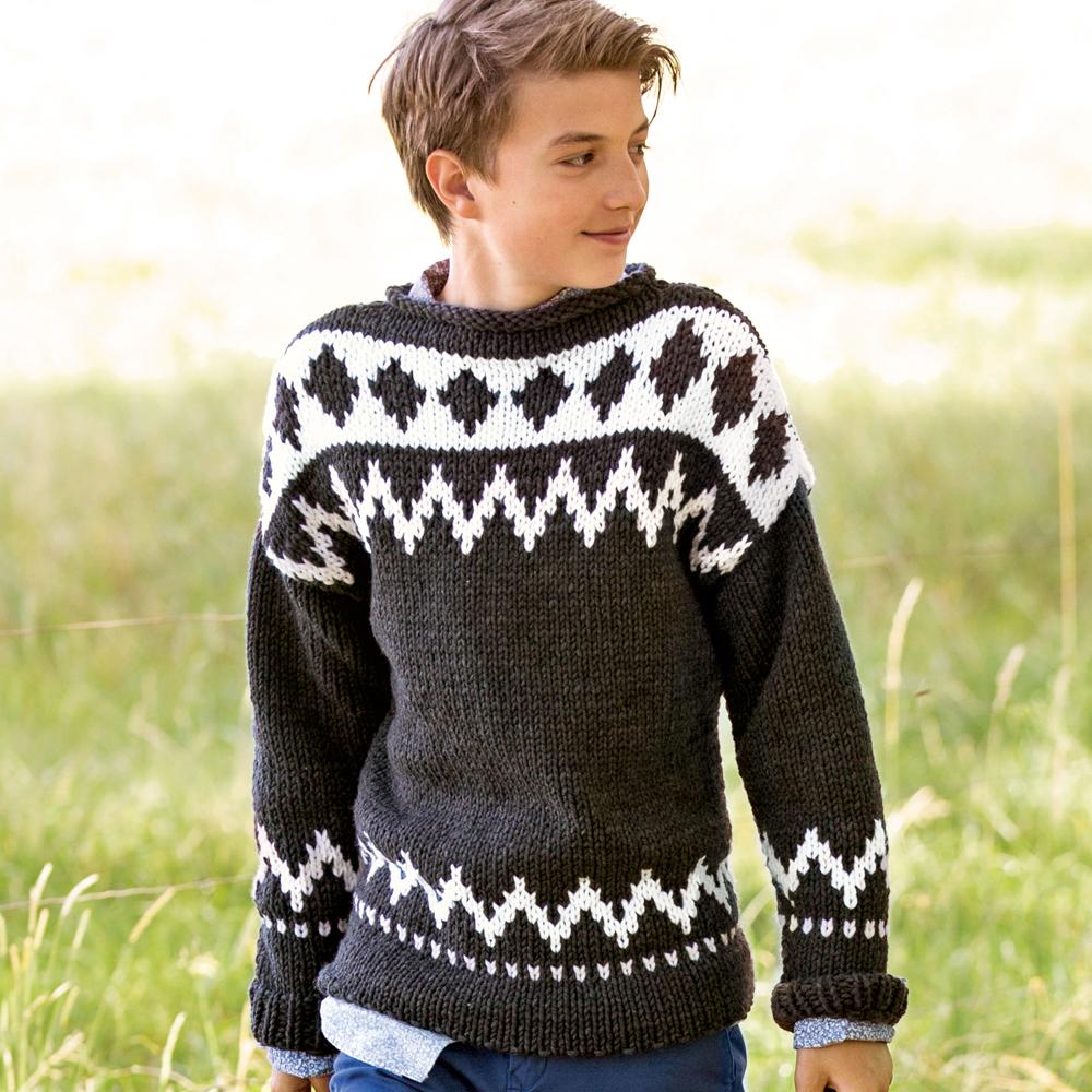 Вязание для мальчика подростка свитера 78