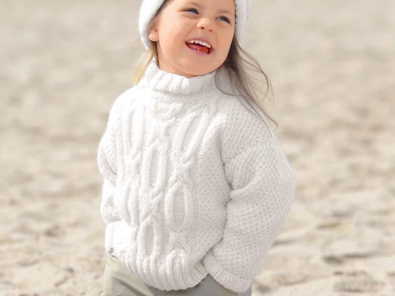 Пуловер Из Ангоры