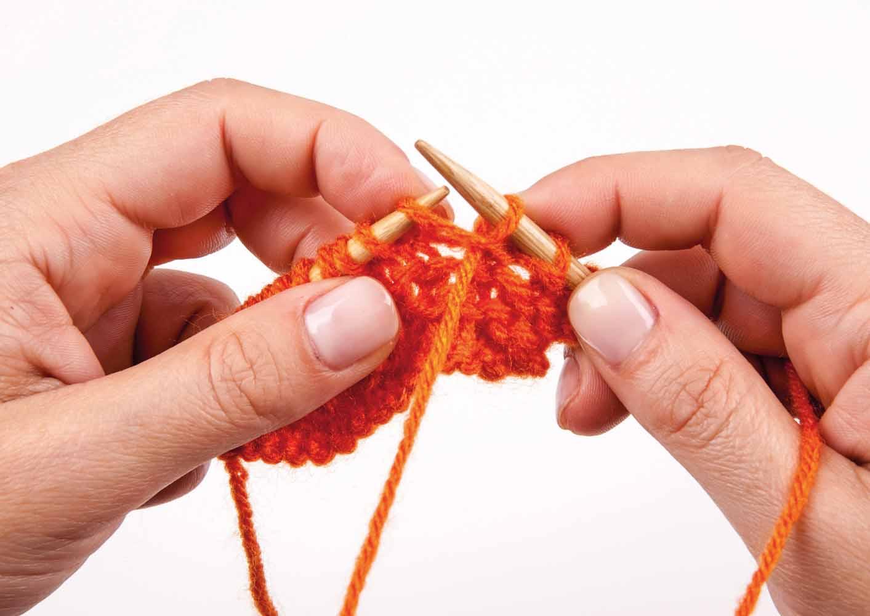 Как закреплять нить при вязании крючком? Областная газета 49
