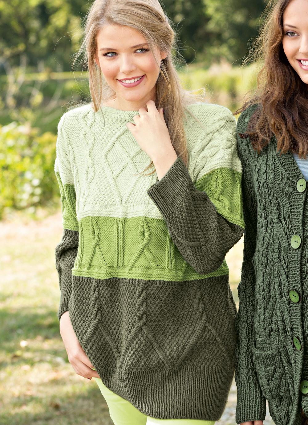 вязаный пуловер с доставкой