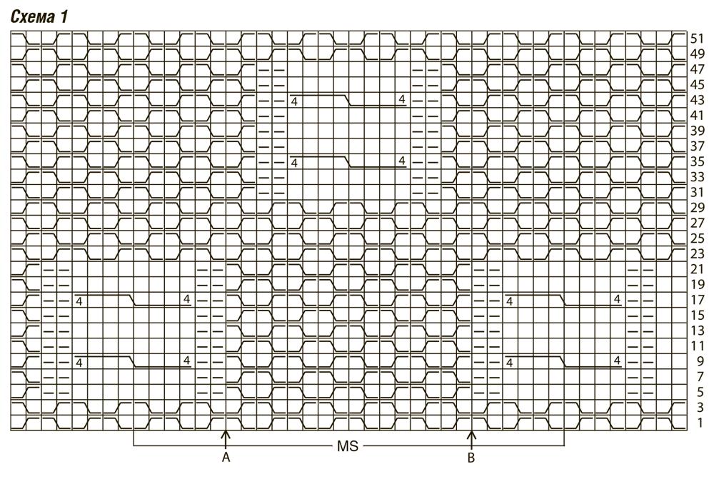 Схема узоров путанка 10 класс машины